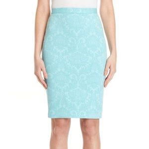Boutique moschino FLORAL PATTERNED SKIRT